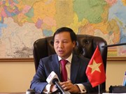 越南重视促进越俄全面战略伙伴关系发展