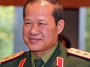 越南国防部高级代表团对白俄罗斯和俄罗斯进行工作访问