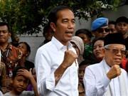 越南领导人向印度尼西亚总统和副总统致贺电