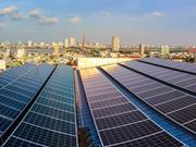 岘港市出售屋顶太阳能的客户数量位居中部和西原地区第一