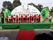 2019年山罗李子和农产周在河内市开幕
