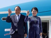 越南政府总理阮春福对挪威进行正式访问  促进两国多方面合作关系