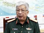 越南与欧盟为世界和平加强防务合作