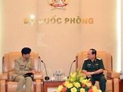 越南与巴基斯坦加强防务合作