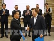 越南政府总理阮春福出席越南与挪威企业论坛
