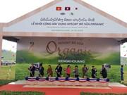 越老日三国推动高科技农业合作发展