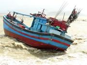 缅甸同日连续发生两起船舶事故 导致多人死亡