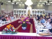 广南省和意大利紧密配合努力做好大湄公河次区域遗产保护修缮工作