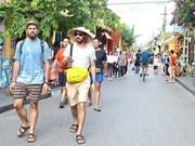 前5月越南接待外国游客量达近730万人次