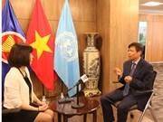越南当选联合国安理会非常任理事国的机会很大