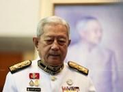 泰国国王任命前总理素拉育担任代理枢密院主席