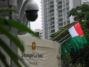 第十八届香格里拉对话会在新加坡开幕