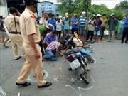 2019年前5月越南交通事故死亡人数3128人