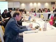 越南出席东盟与中日韩高官会和东亚峰会高官会