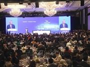 新加坡总理在香格里拉对话会上发表主旨演讲