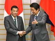 日本和菲律宾携手共建开放自由的印度洋-太平洋地区