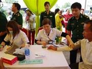 西宁省为越柬边境地区贫困人口免费看病送药