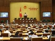 越南第十四届国会第七次会议:就备受关注的四大问题进行质询活动