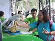 胡志明市加大对塑料垃圾污染的防控力度