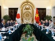 越南与日本举行第七次战略伙伴对话