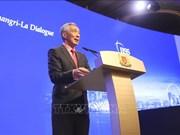 越南对新加坡总理李显龙在香格里拉对话上的讲话作出表态