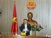 政府副总理王廷惠:未来应当提升融入全球经济一体化进程的层次和水平