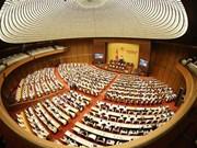 越南第十四届国会第七次会议:质询和答复质询活动今天开始