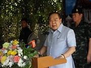 泰国呼吁东盟携手解除IUU黄牌警告问题
