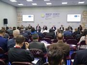 越南代表参加第二十三届圣彼得堡国际经济论坛