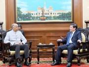 胡志明市与印度推动合作关系向更高层次更高质量发展