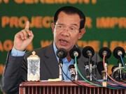 柬埔寨首相强烈谴责新加坡总理有关越南和柬埔寨的讲话