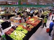 越南商品市场增长势头趋于良好