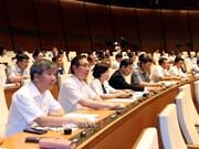 第十四届国会第七次会议:加入国际劳工组织第98号公约为劳务市场沿着正确方向发展提供基础