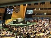 越南与联合国安理会:世界各国祝贺越南当选联合国安理会非常任理事国