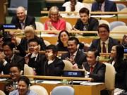 越南与联合国安理会:越南继续为世界和平、发展与繁荣作出更大的贡献