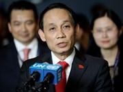 越南外交部副部长黎淮忠:越南革新成就已得到认可