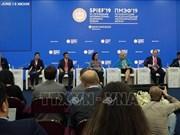 2019年圣彼得堡国际经济论坛:越南代表出席欧亚经济联盟与东盟工商对话