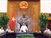 政府总理与承天顺化省领导举行工作座谈会