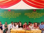 越南与柬埔寨加强地方间合作