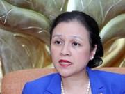 原越南驻联合国代表团团长阮芳娥:深信越南将顺利完成安理会交付的任务