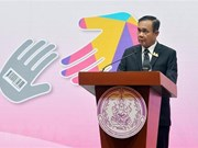 巴育接受泰国王室圣旨,正式出任泰国总理一职