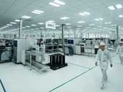 Vingroup集团年产量1.25亿台的智能手机生产厂动工兴建