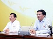越南第十四届国会第七次会议:采取更强有力的法律制裁措施 提升酒驾整治工作质效