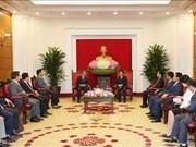 不断加强越南-韩国两国国会合作关系