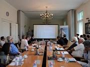 越德两国中小型企业将参加创新计划
