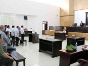 潘文英武及四名同案犯案件:两名被告获得减刑