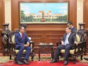 胡志明市欢迎马来西亚企业对该市城铁系统进行投资