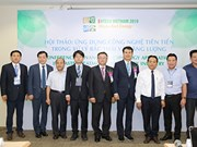 韩国专家就越南垃圾处理技术建言献策