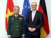 德国与越南加强防务合作
