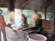 丐冷水上集市中的猪骨米粉业